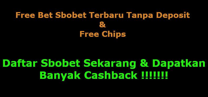 Free Bet dan Free Chips